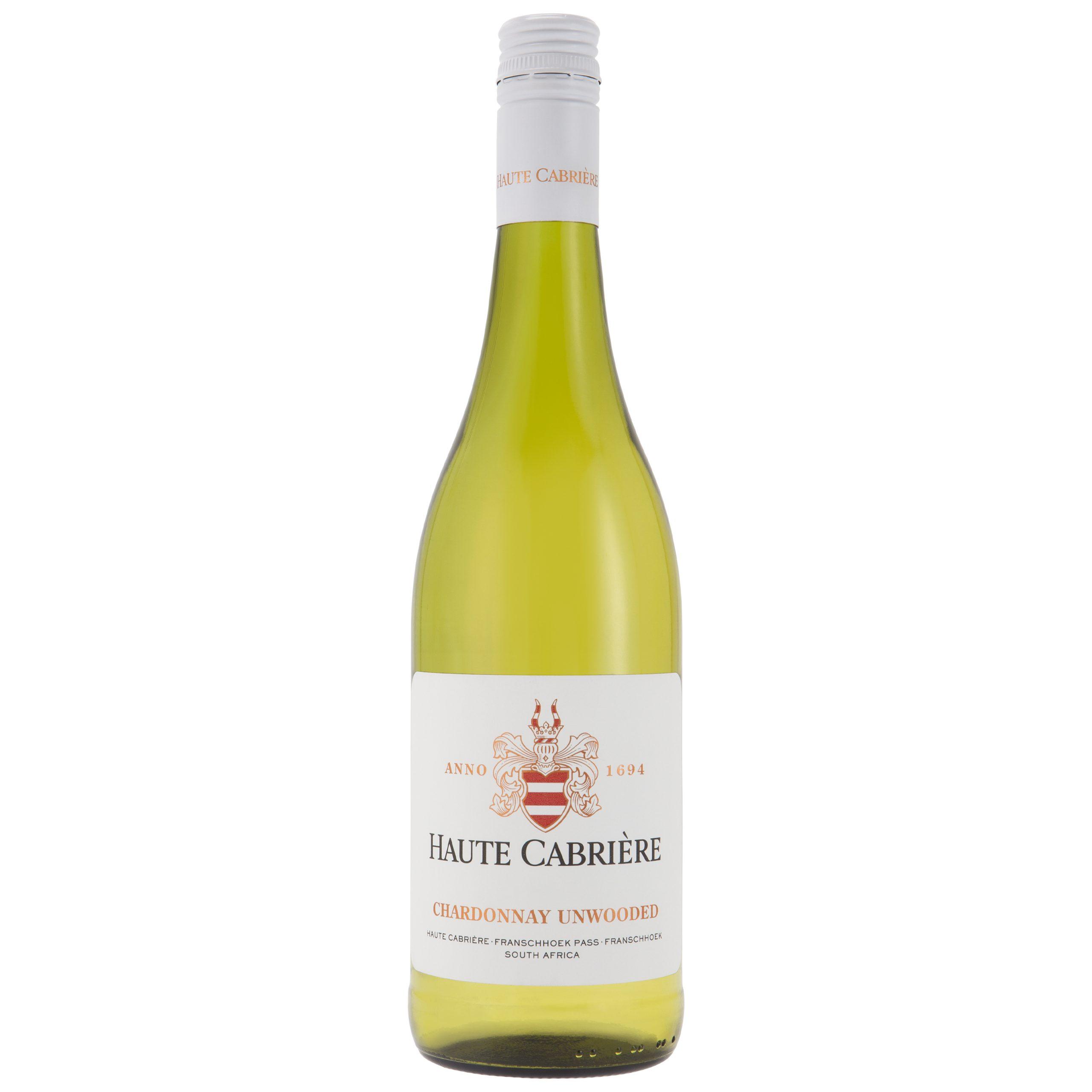 Haute Cabrière - Chardonnay Unwooded